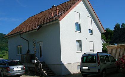 Einfamilienhaus, Oberschopfheim – verkauft in 7Monaten