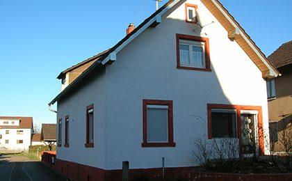 Einfamilienhaus, Schutterzell – verkauft in 7Wochen