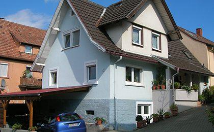 Einfamilienhaus, Niederschopfheim – verkauft in 7Wochen