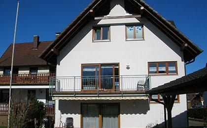 Einfamilienhaus, Oberweier – verkauft in 3Monaten