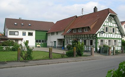 Mehrfamilienhaus, Allmannsweier – verkauft in 15Monaten