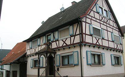 Zweifamilienhaus, Oberschopfheim – verkauft in 7Monaten
