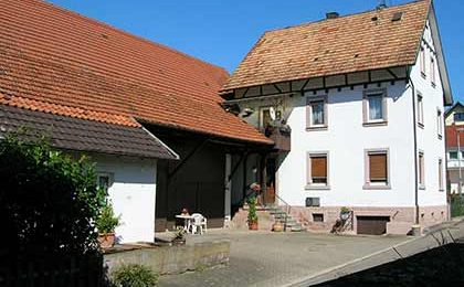 Zweifamilienhaus, Oberschopfheim – verkauft in 8Monaten