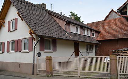 Einfamilienhaus, Schuttern – verkauft in 2Monaten