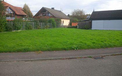 Grundstück, Kippenheim – verkauft in 3Monaten