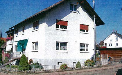 Zweifamilienhaus, Heiligenzell – verkauft in 5Monaten