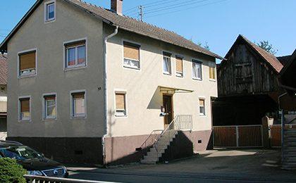 Einfamilienhaus, Friesenheim – verkauft in 11Monaten