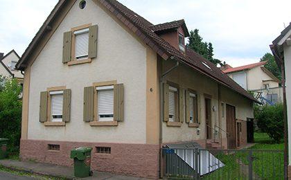 Einfamilienhaus, Lahr – verkauft in 23Tagen