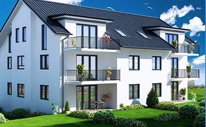 Eigentumswohnungen, Hofweier – verkauft in 5Monaten