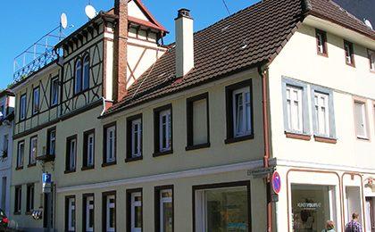 Wohn- und Geschäftshaus, Lahr – verkauft in 8Monaten