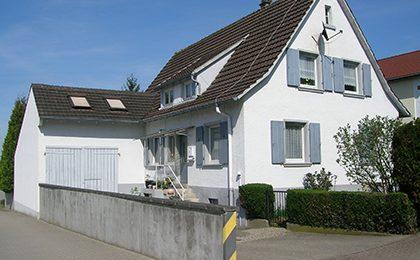 Zweifamilienhaus, Lahr – verkauft in 3Monaten