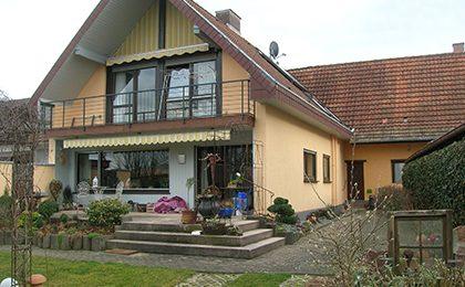 Zweifamilienhaus, Orschweier – verkauft in 6Monaten