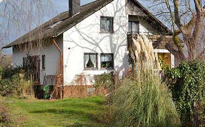 Einfamilienhaus, Hugsweier – verkauft in 11Tagen