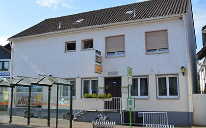 Gasthaus in Oberschopfheim